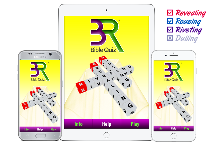 3R Bible Quiz app on Devices